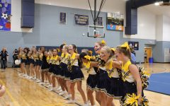 The 2021-2022 roster for the Bruin Cheerleaders was released last Friday.