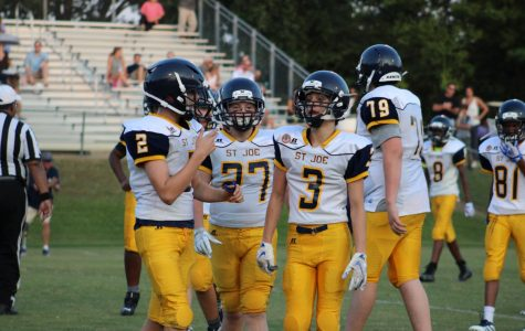 Middle school football comes to an end