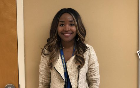 St. Joe's Teacher of the Week: Ms. Kenya Ashby