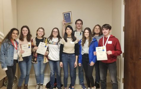 St. Joe impresses at the Mississippi Math and Science Competition