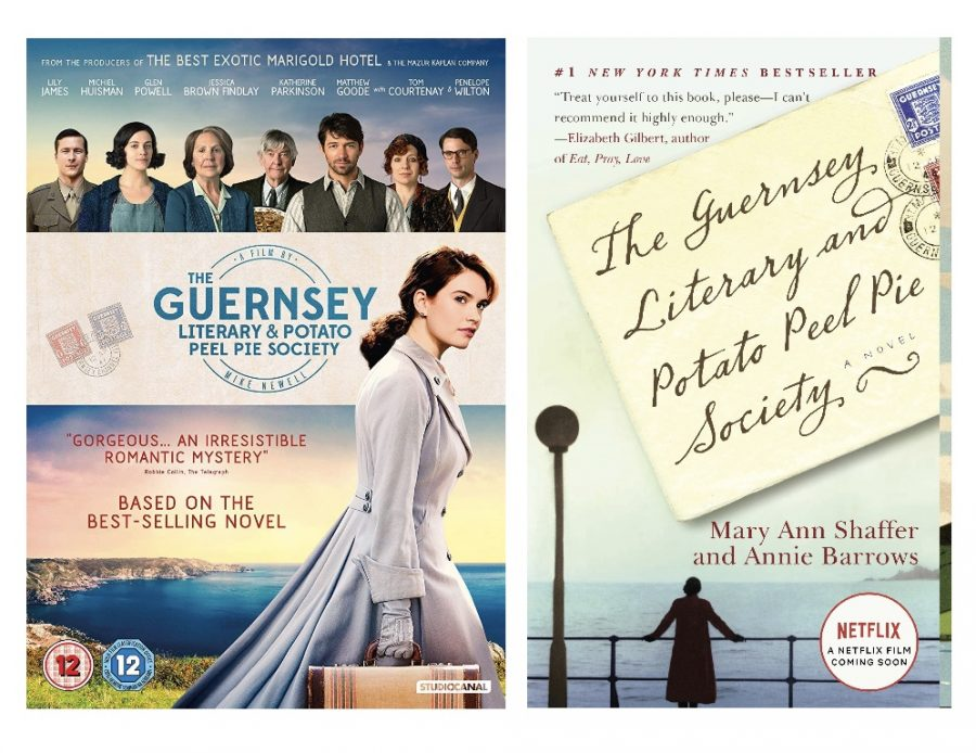 Book vs. Movie: 'Guernsey' provides much needed comfort