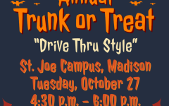 Third annual Trunk-or-Treat to be held on St. Joe campus