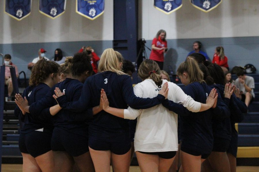 Volleyball tryouts end and rosters are released