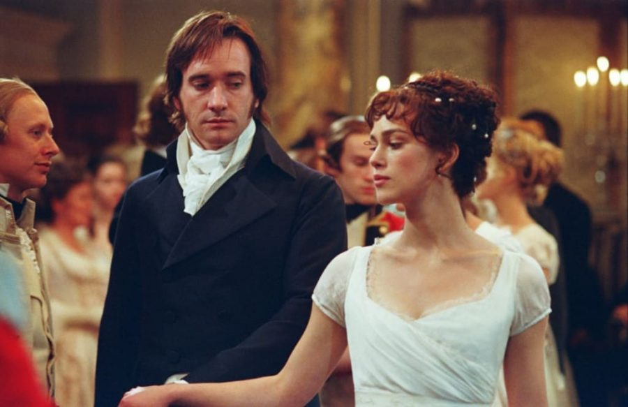 "From the movie ""Pride and Prejudice"" (2005)"