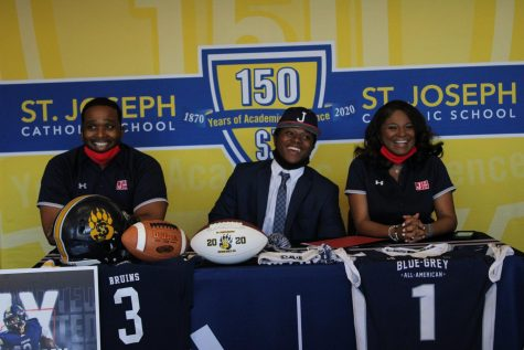 Kevin May signs to JSU Tigers
