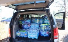 Journalism students help Carmelite Nuns amidst water crisis